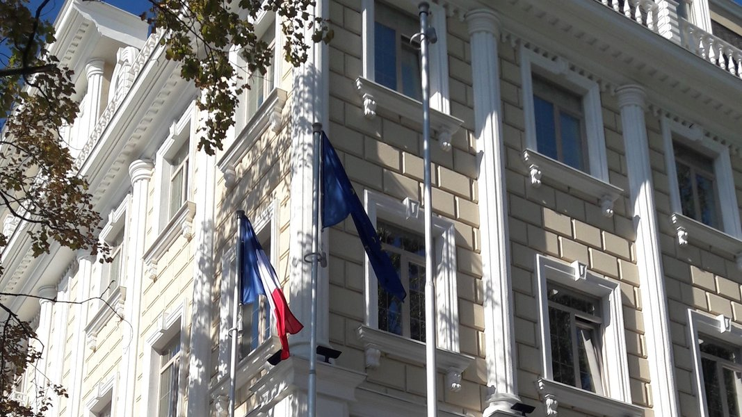 SITUATION POLITIQUE EN MOLDAVIE – COMMUNIQUE DE L'AMBASSADE DE FRANCE (...)